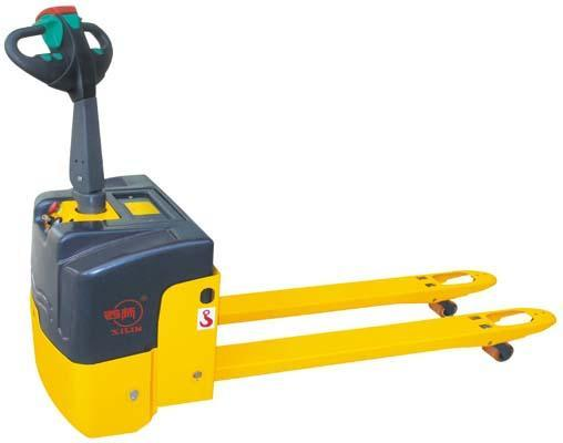 "Full Power Pallet Truck - 3,000 lbs. Cap.-25""x48"""