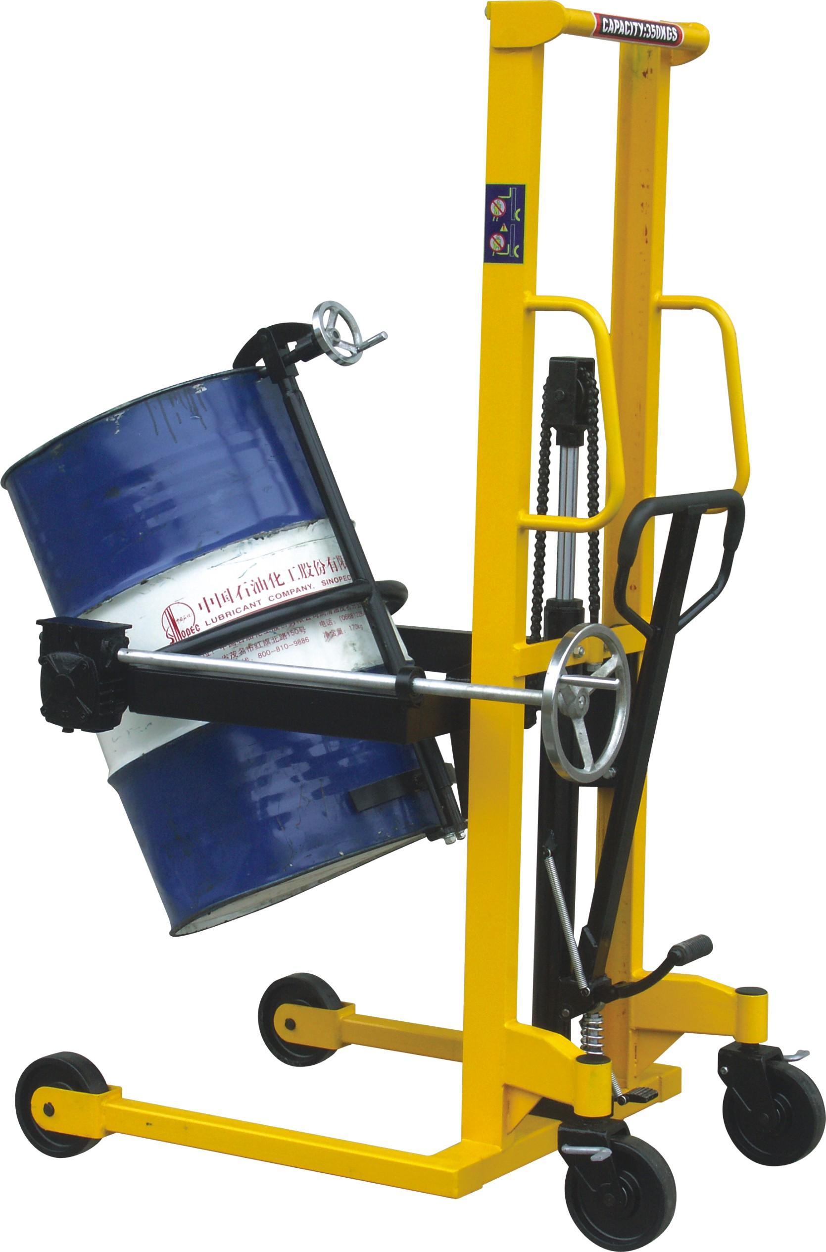 Drum Transporter Tilter Manual