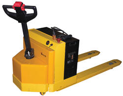 "Full Power Pallet Truck - 4,500 lbs. Cap.-27""x48"""